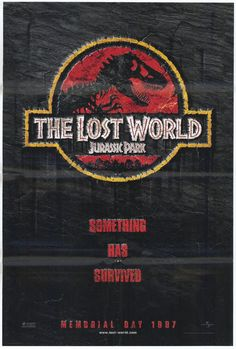 The Lost World: Jurassic Park , starring Jeff Goldblum, Julianne Moore, Pete Postlethwaite, Vince Vaughn. A research team is sent to the Jurassic Park Site B island to study the dinosaurs there while another team approaches with another agenda. #Action #Adventure #Sci-Fi