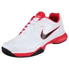 Tênis Nike Lunar Speed 3 Branco e Vermelho