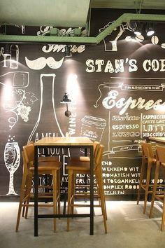 Restaurant / café