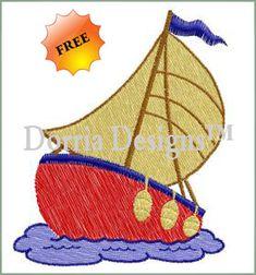 - Free Embroidery Designs - Dorria Designs