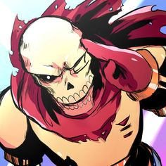 Undertale: Papyrus! by Mideater on DeviantArt