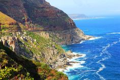Things to do in Cape Town Chapmans Peak See Chapman's Peak on Hout Bay Harley Davidson, Stuff To Do, Things To Do, African Penguin, Cape Town South Africa, Table Mountain, Beauty Bay, Vacation Destinations, Travel Inspiration
