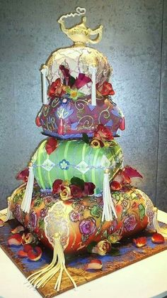 Amazing Pillow Cake. Absolutely love it @@@