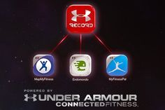 Under Armour buys MyFitnessPal and Endomondo