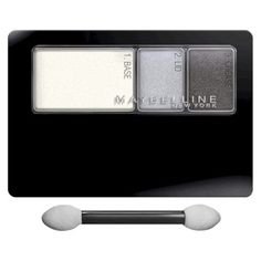 Maybelline Expert Wear® Eyeshadow Trios - Impeccable Greys $2.00 BN 0.13oz