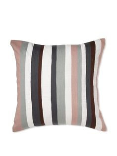 84% OFF Jamie Young Striped Roxy Pillow (Multi)