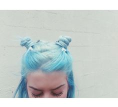 ImageFind images and videos about style, hair and grunge on We Heart It - the app to get lost in what you love. Coloured Hair, Dye My Hair, Pony Hair, Crazy Hair, Rainbow Hair, Grunge Hair, Hair Dos, Pretty Hairstyles, Her Hair