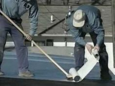 Discount Peel and Seal Mobile Home Roof Repair | Roof Patch - YouTube