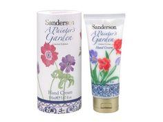 Sanderson Painters Garden Hand Cream