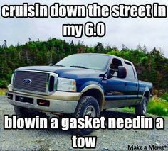 Ford truck jokes funny 34 ideas for 2019 Truck Memes, Truck Quotes, Funny Car Memes, Truck Humor, Hilarious, Guy Humor, Funny Stuff, Car Quotes, Autos