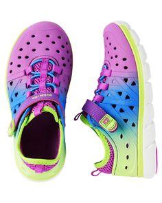Kid Girl Stride Rite Made2Play Phibian Sneaker Sandal | OshKosh.com