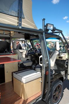 An RV would earn a tempting target to anybody seeking to better their position in life in a disaster, but this's assuming you are in reality moving. As a regula. Vw T3 Camper, Vw Bus T3, Off Road Camper, Camper Van, Vw Syncro, Volkswagen Westfalia, Vw Conversions, Bus Conversion, Vw Camping