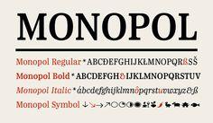 Monopol by Carolina Laudon