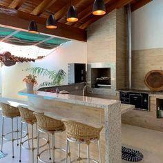 Decor, Home Design Decor, Outdoor Kitchen Design, Kitchen Design, Sweet Home, Outdoor Kitchen, Kitchen, Coffee Shop Decor, Home Deco
