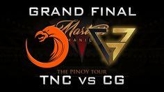 TNC vs CG Grand Final PH Manila Masters 2017 Highlights Dota 2 - Part 2
