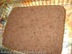 Adina's kitchen & travel: Prajitura Amandina Gordon Ramsay, Banana Bread, Fondant, Desserts, Rome, Fondant Icing, Postres, Deserts, Gum Paste