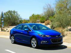 2016 Chevrolet Cruze Buyer's Guide - Kelley Blue Book