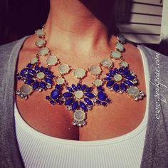 Christie Necklace - www.pynkpear.com