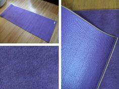 Gift for Her: Aurorae Synergy Yoga Mat/Towel