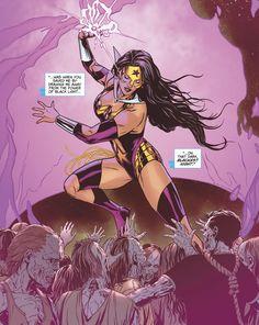 Wonder Woman (2016) Annual 2