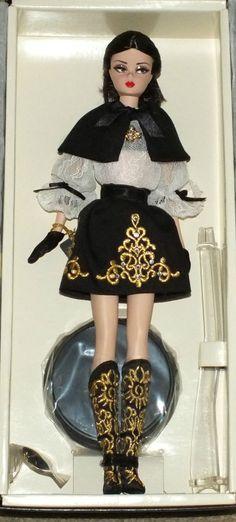 Dulcissima Barbie® Doll Silkstone Fashion Model 2014 Italian Collection NRFB #Mattel #DollswithClothingAccessories