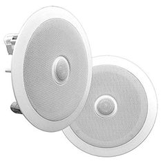 MOUNT SPEAKER: The pair of stereo sound speaker has two way of installation: in-wall or in-ceiling flush mount. This pair of speakers can be used for in-wall and in-ceiling applications as they mount flush for a clean look. In Wall Speakers, Ceiling Speakers, Home Speakers, Stereo Speakers, Transformer 1, Woofer Speaker, Sound Speaker, Job Ads