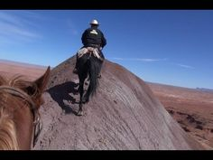 Monument Valley Land Of The Navajos -Trail Ride with Missouri Fox Trotters…