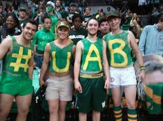 Attend a UAB Blazers basketball game | 50 Things You Simply Must Do In Birmingham