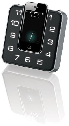 iLive ICP391B Digital Clock with FM Radio, Alarm and iPod/iPhone Dock with Remote Control - $35