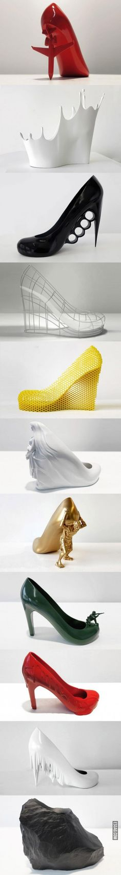 Increíbles diseños de zapatos de mujer - Find 150+ Top Online Shoe Stores via http://AmericasMall.com/categories/shoes.html