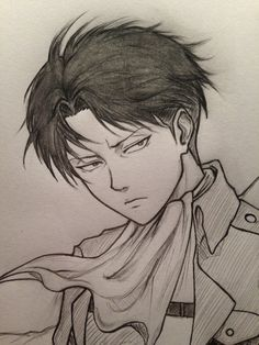 Levi by JainaNaberrie on DeviantArt