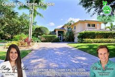 FOR SALE ~ Welcome to Rock Creek and live in the exclusive gated community of East Landing! Spacious corner lot home features 5 bed, 3.5 baths with great floor plan. For photos & info, visit www.goo.gl/9CZ1BJ Call Patty at 954-667-7253 and visit www.Patty.WeLoveSouthFlorida.com