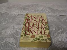Light a Penny Candle by Maeve Binchy (1989, Paperback)