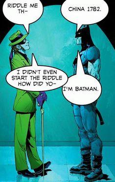 I'm Batman                                                                                                                                                      More