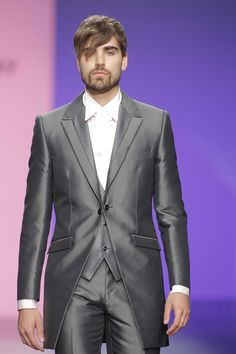 Miquel Suay Spring Summer 2016 Bridal Collection - #Menswear #Trends #Tendencias #Moda Hombre