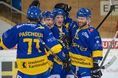 Die Jungen überzeugen gegen Lausanne | Hockey Club Davos
