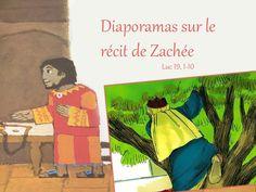 Diaporamas sur Zachée Religion, Images, Illustrations, Books, Free, Sunday School, Slide Show, Gate, Children