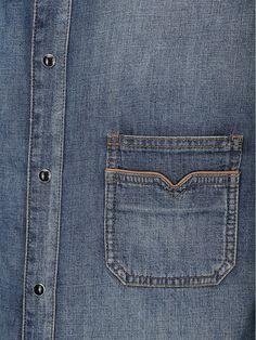 Denim Shirts, Casual Shirts, Mexicans, Fashion Shirts, Pocket Pattern, Men Shirt, Pocket Detail, Kids Shirts, Shirt Style