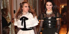 Cara Delevingne and Kendall Jenner might be starting a band - Elle