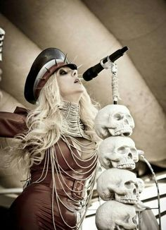 Maria Brink... In This Moment