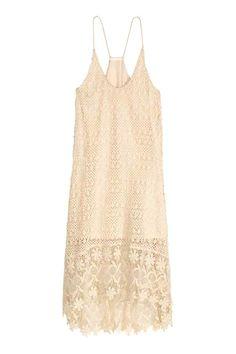 Lace dress   H&M 40eur