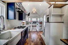 Kitchen & Living Room - Kokosing by Modern Tiny Living