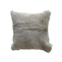 Escape Goat Throw Pillow