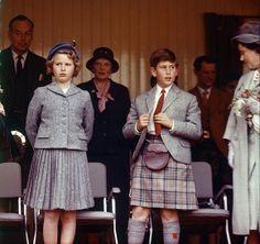 September 1960 - Braemar Highland Games