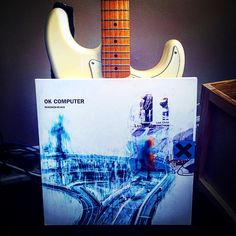 Before I get the new Radiohead album I'm going to have to listen to some of my old stuff before it shows up to get pumped! #okcomputer #Radiohead #computer #vinyl #record #vinylrecord #vinylrecords #vinylnation #records #vinylcommunity #music #fredsrecordstore #fredsrecordsstjohns #fredsrecords #collection #vinylworld #vinylmusic #vinyllover #vinylcollector #recordcollection #recordcollect #whitestrat #strat #stratocasyer #fender #fenderstrat #femderstratocaster #white #lostchild…
