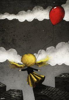 dead balloon by *berkozturk on deviantART