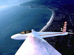 Gliding...how peaceful is this?