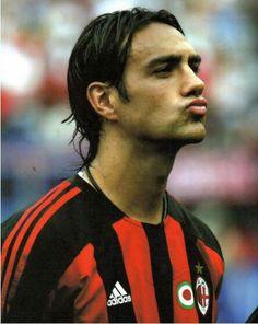 Alessandro Nesta, Ac Milan, Legends Football, Best Games, Football Players, Superstar, Guys, Sports, Number