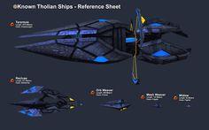 star trek ships   Star Trek Online Ship and Star Charts