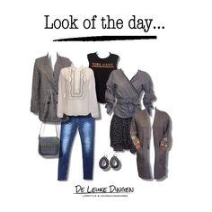 Look of the day.... www.deleukedingen.nl (shop vandaag t/m zaterdag geopend en 24/7 online)